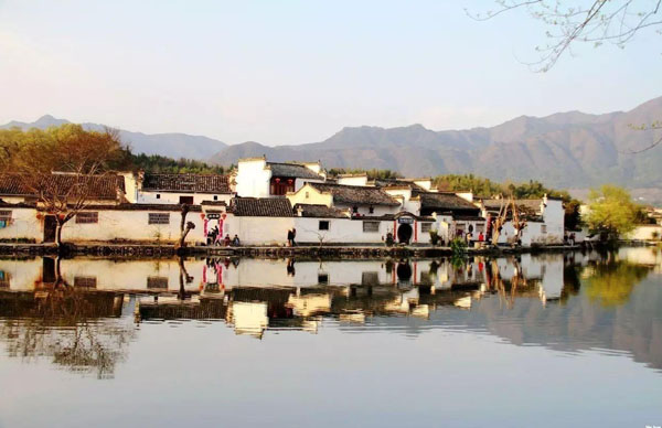 黃山千島湖西遞宏村