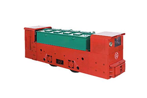 8t礦用防爆特殊型蓄電池電機車