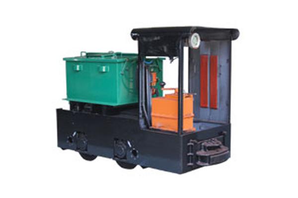 2.5t礦用防爆特殊型蓄電池電機車