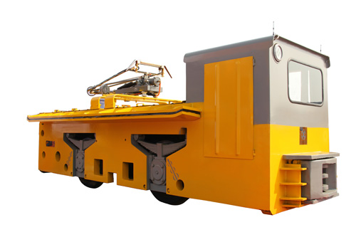 14T架線式電機車(單駕)