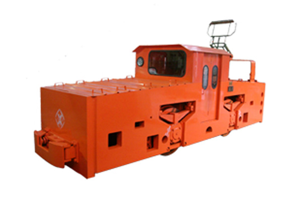 14T架線式電機車(中駕)