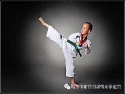 给爱子的信---母亲对儿子跆拳道学习历程全纪录