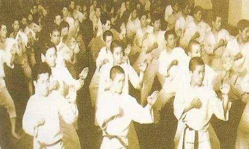 跆拳道的起源与发展
