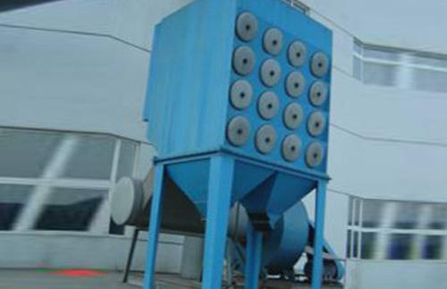 TMCW系列滤筒除尘器