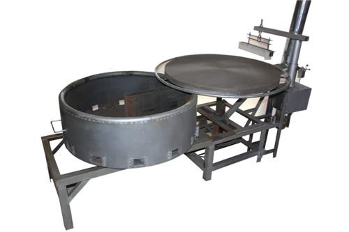 80蜂窝煤块煤全自动煎饼机