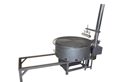 81蜂窝煤块煤全自动煎饼机