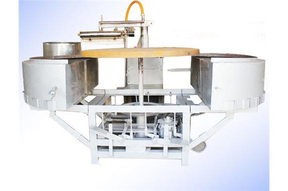 85蜂窝煤块煤全自动煎饼机