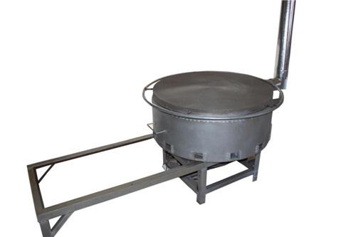75蜂窝煤块煤半自动煎饼机