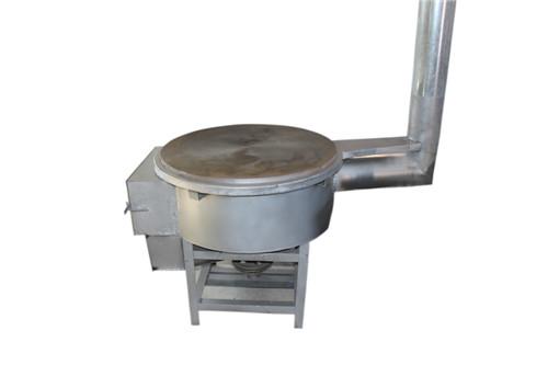 77蜂窝煤块煤半自动煎饼机