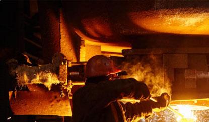 大型铸钢件机械设备作用和切削加工常见问题