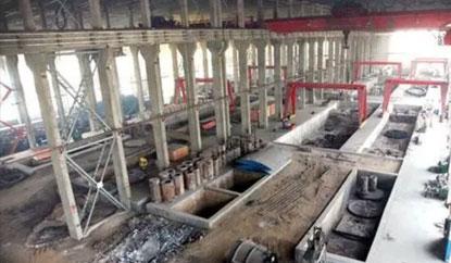 大型铸钢件2020年生产加工现状