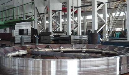 大型铸钢件在机械行业有重大作用