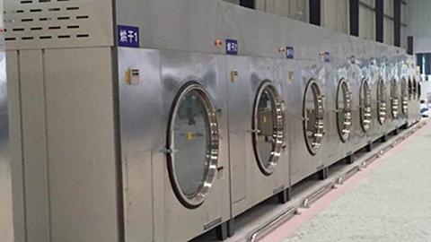 大连洗涤设备:洗衣房的洗涤技术