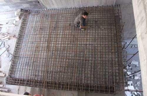 補樓板植筋