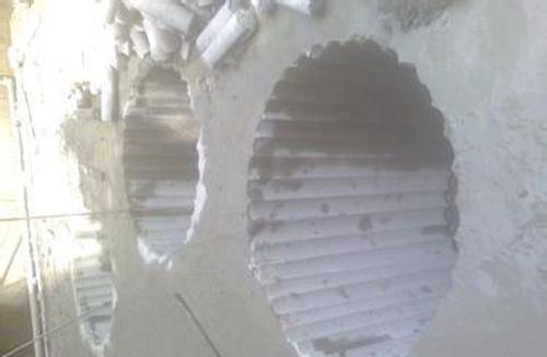 鋼筋混凝土鉆孔