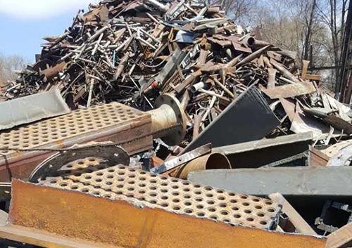 廢金屬回收