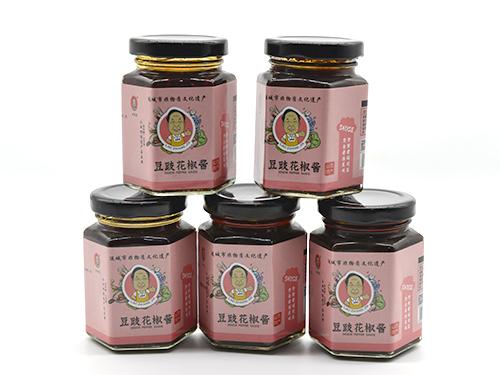 豆豉花椒醬