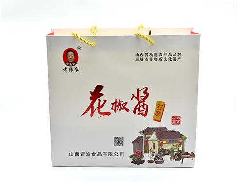 花椒醬禮盒(100克*4)*2