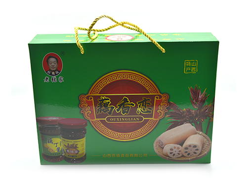 藕香戀禮盒 200克*6