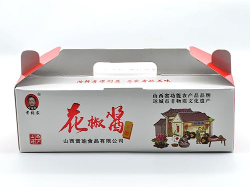 花椒醬禮盒 100克*4