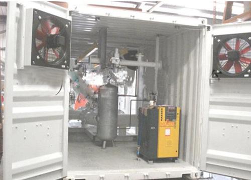 锅炉集装箱