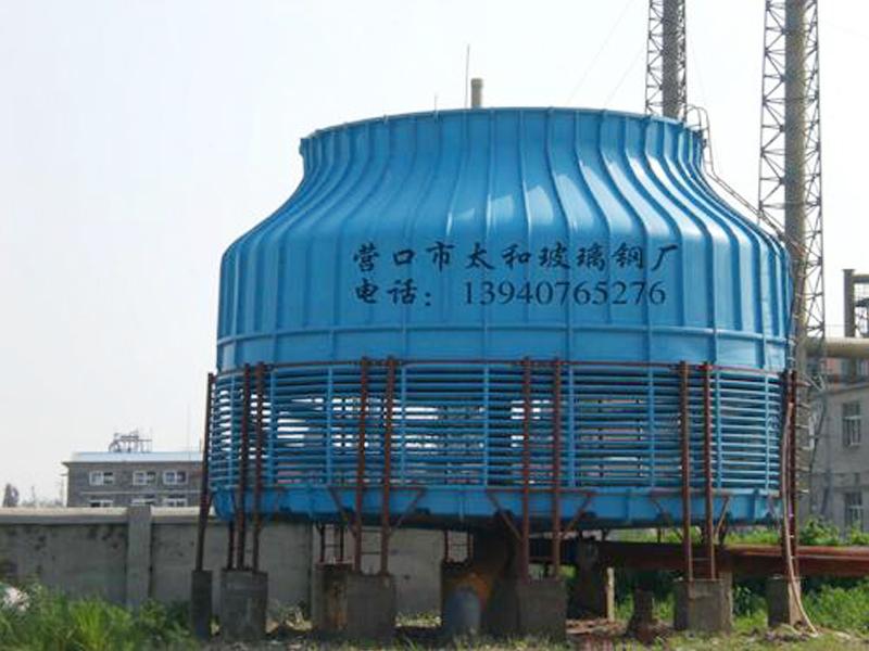 玻璃鋼冷卻塔主要應用在哪里?
