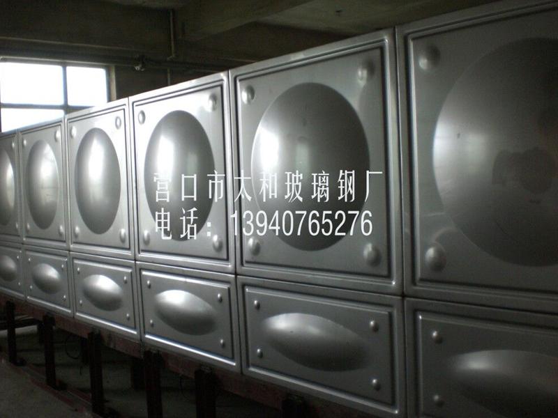 全焊接不銹鋼水箱十大優點