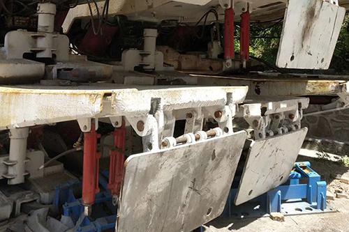 液壓支架修復