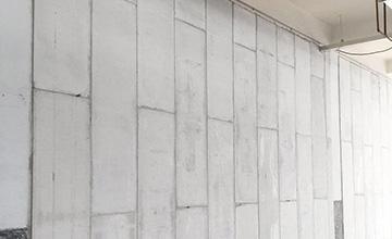 轻质复合隔墙板装备的利用规模和其感化