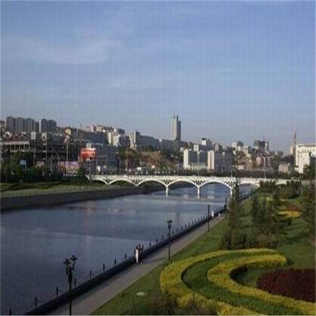 陽泉洮河特大橋