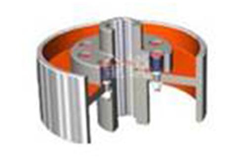 TLL型帶制動輪彈性套柱銷聯軸器