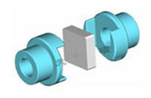 WH型滑塊聯軸器