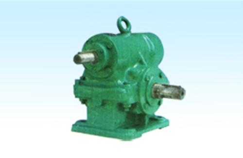 WSJ系列蝸輪蝸桿減速機