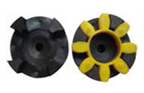 XLD擴大型軸孔星型彈性聯軸器