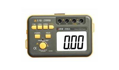 4015A接地电阻测试仪