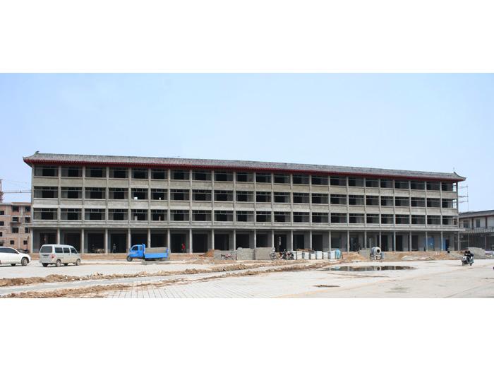 晉商廣場二期工程