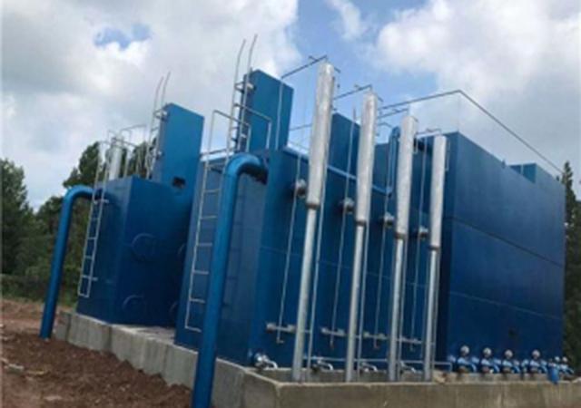 大同渾源一體化凈水設備