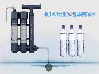 便攜手壓式凈水器