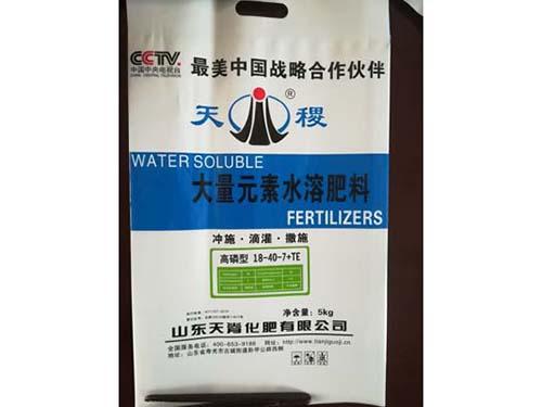 大量元素水溶肥料18-40-7