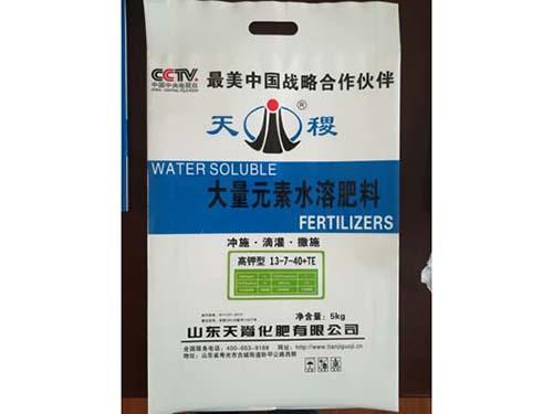大量元素水溶肥料13-7-40