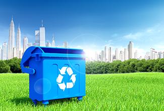 """垃圾分類推動廢品回收行業進入""""互聯網+""""時代"""