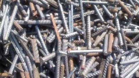 廢舊鋼材回收