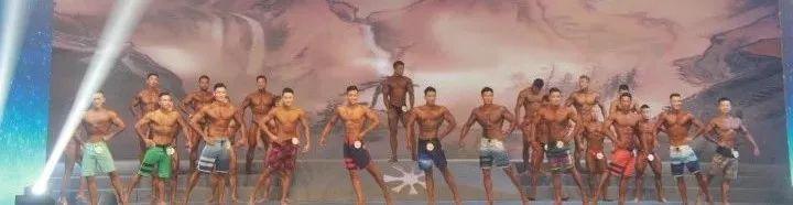 2018康比特阳光健身大赛暨马鞍山市健美健身协会成立30周年圆满落幕