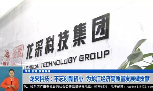 不忘创新初心百强龙采为龙江经济高质量发展做贡献