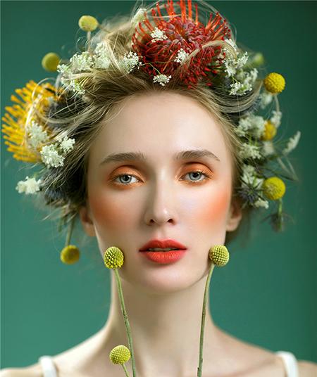 化妆造型名师班