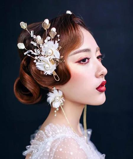 新娘化妆速成班