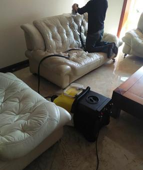 沙发软包清洗