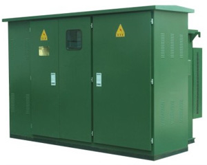 ZGS11系列組合式變壓器(美式箱變)