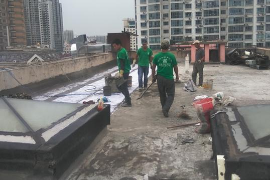 哈尔滨做屋面防水正确流程