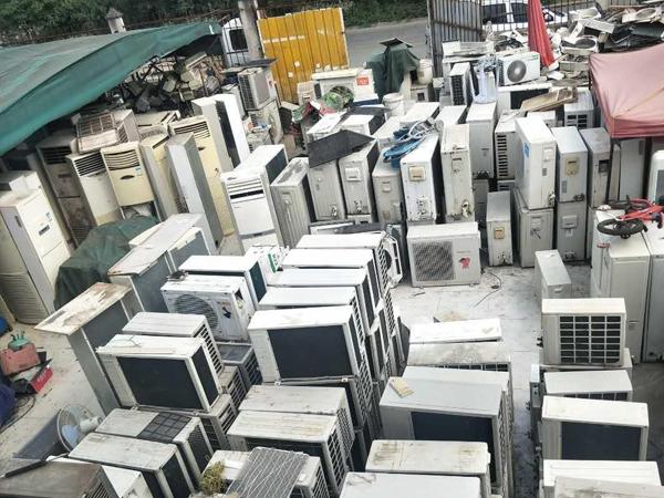 社會越來越重視廢舊電器垃圾問題